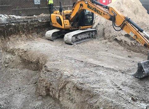 Hemel Hempstead Project Digging