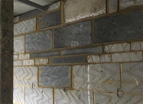 Brickwork After Repair