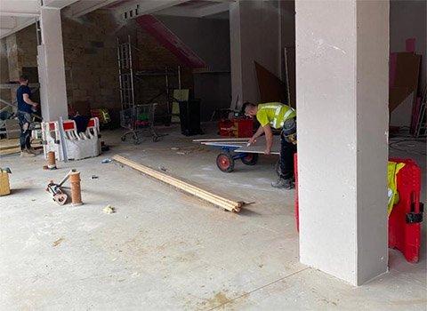 Concrete Levelling Project