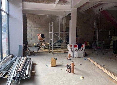 Concrete levelling project 2