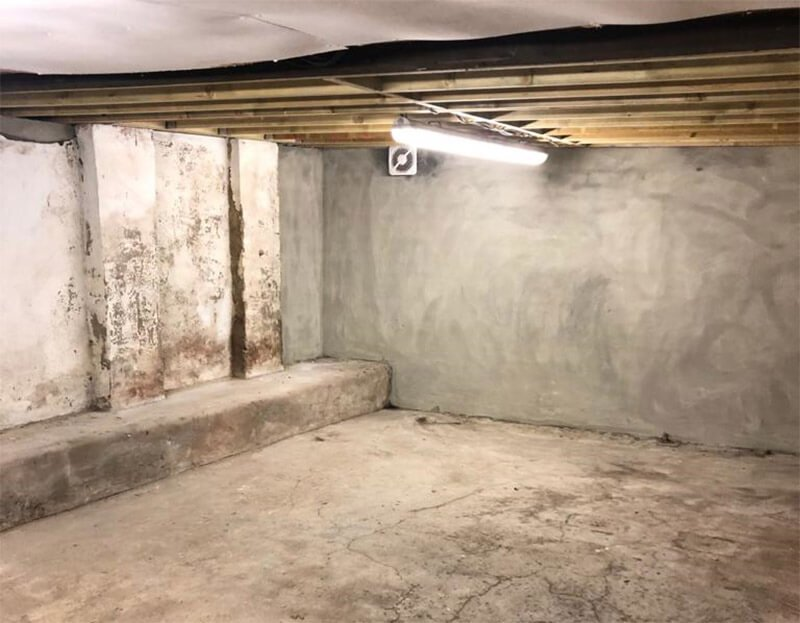 Damp Cellar
