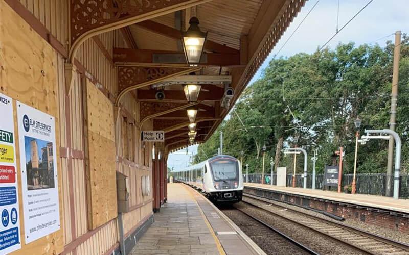 Hanwell Station