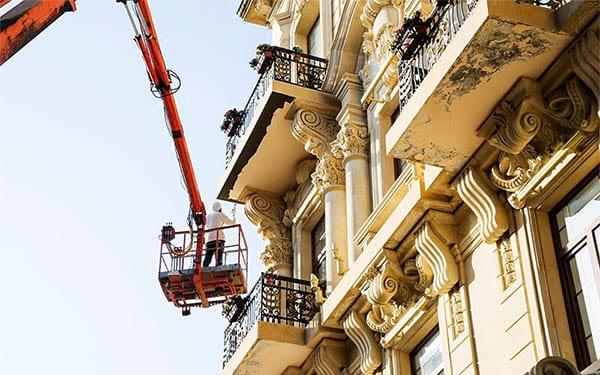 Hitoric Building Repair