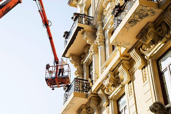 Historic Building Repair