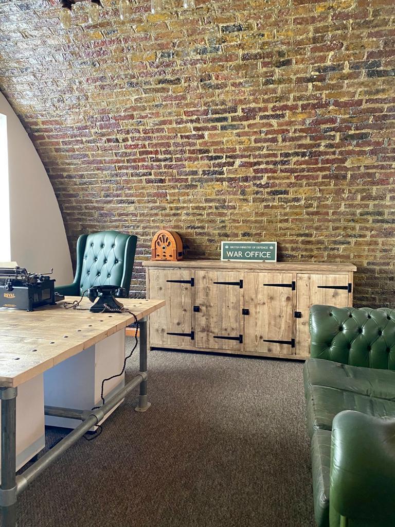 Office Arch Restoration 16