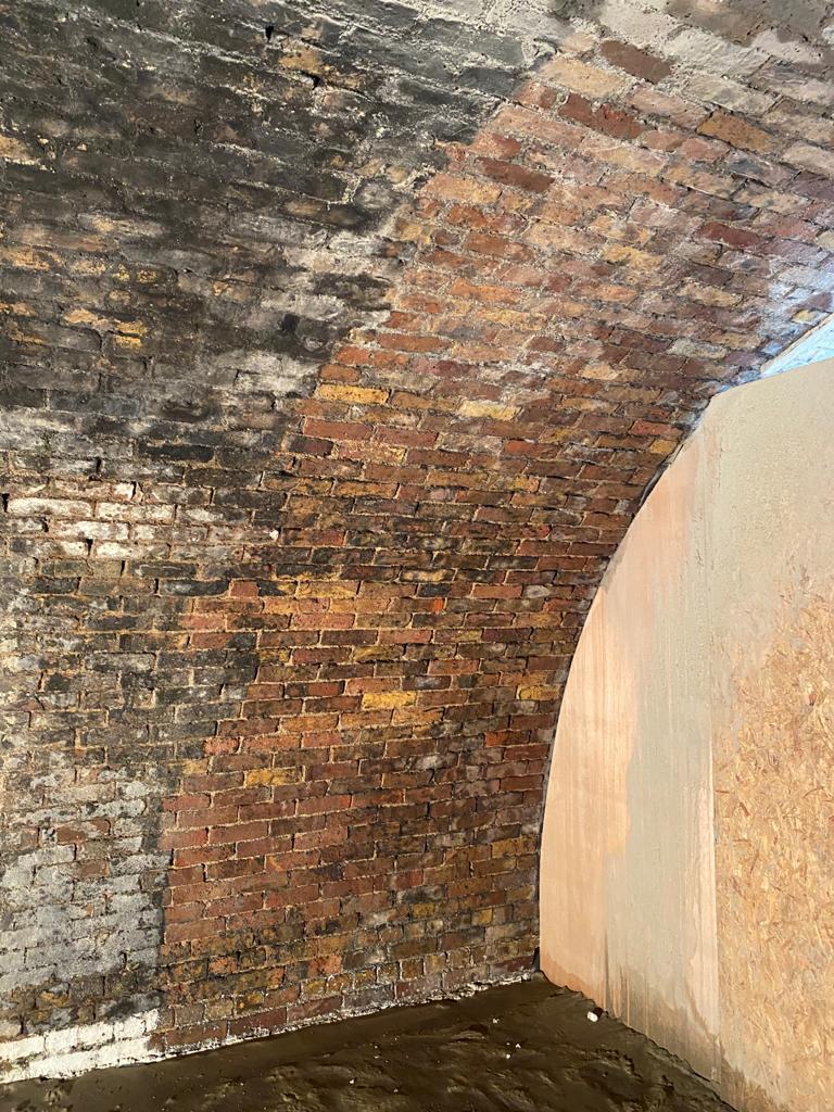 Office Arch Restoration 6