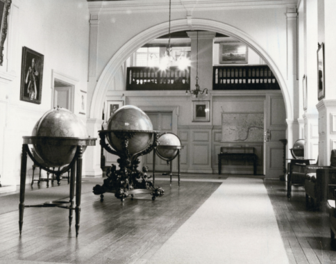 Royal Geographical Society Interior