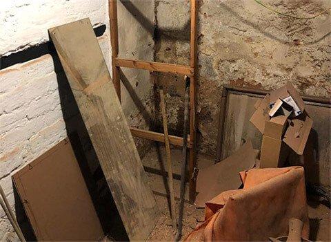 Subsidence Repair Process