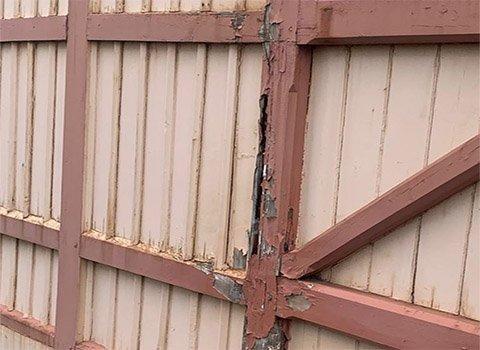 Timber Beam Damage 2
