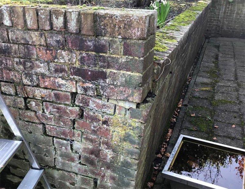 Wall Failure Escher