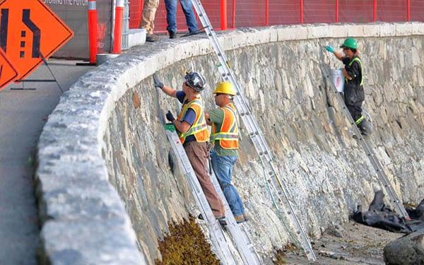 What Is Seawall Repair