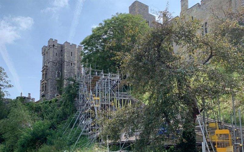 Windsor Wall